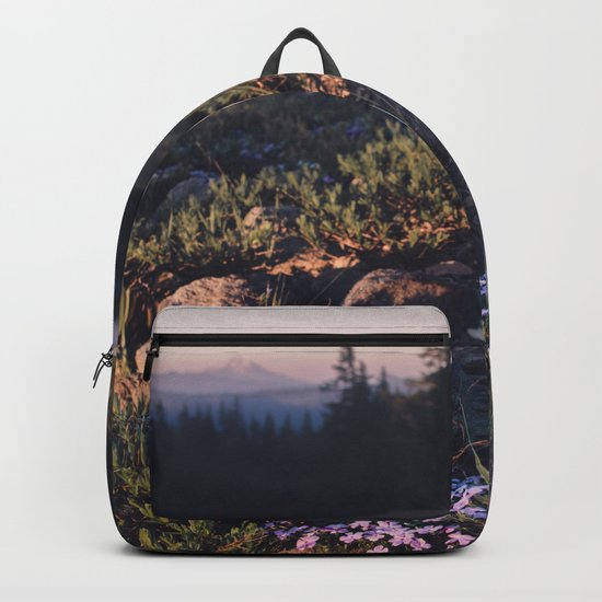 Wildflowers at Dawn Backpack