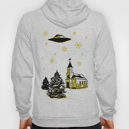 Galactic Greetings Hoody