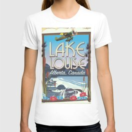 Lake Louise Alberta Canada T-shirt