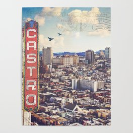 The City By The Bay Poster