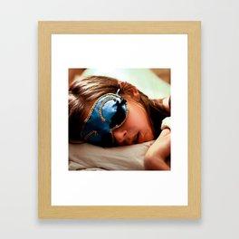 I Dream of Audrey Framed Art Print