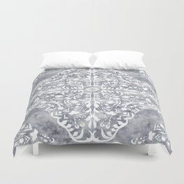 Marble Mandala Bettbezug
