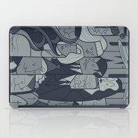 ed sheeran iPad Cases featuring Ed Wood by Ale Giorgini