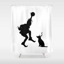 #TheJumpmanSeries, The Grinch Shower Curtain