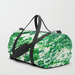 Speckled Emerald Duffle Bag