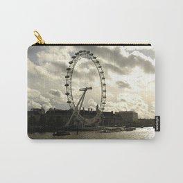 London Eye Landscape Carry-All Pouch