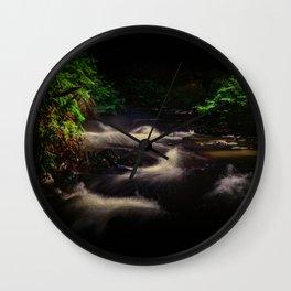 Kerosine Creek Wall Clock