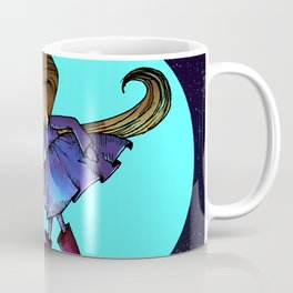 Walking in The Stars Coffee Mug
