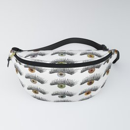 Hypnotic Eyes Fanny Pack