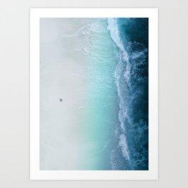sea 5 Art Print