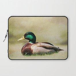 The Wild Duck Laptop Sleeve
