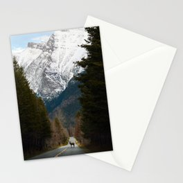 Crossing Paths Stationery Cards