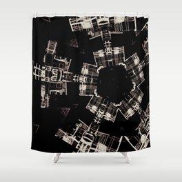 rature Shower Curtain
