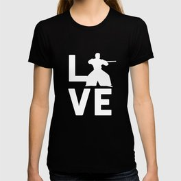 AIKIDO LOVE - Graphic Shirt T-shirt