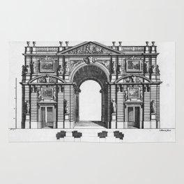Arc de Triomphe Rug