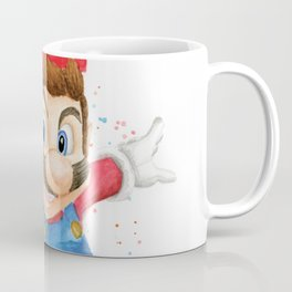Skateboarder Mario Coffee Mug