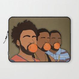 Atlanta By Vizzy Nakasso Laptop Sleeve
