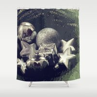 2015 Shower Curtains featuring 2015 by gzm_guvenc