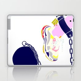 SNEAKERS SLAVE Laptop & iPad Skin