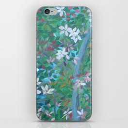 Carried by Love iPhone Skin