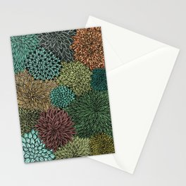 Ink  Pattern No.4 Stationery Cards