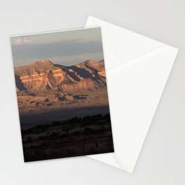 Mt. Garfield & Bookcliffs, Colorado Stationery Cards