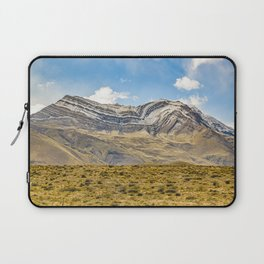 Snowy Mountains Patagonia Argentina Laptop Sleeve