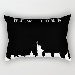 N E W Y O R K Rectangular Pillow