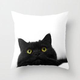 Muimui 3 Throw Pillow
