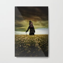The last Day on Earth Metal Print
