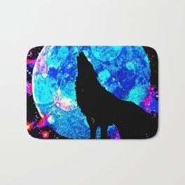 Wolf #1 Bath Mat