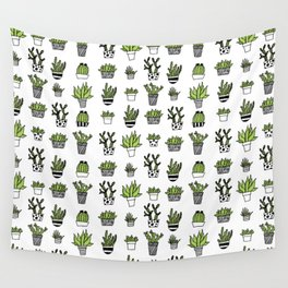 plant friends Wall Tapestry