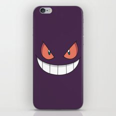 Gengar iPhone & iPod Skin