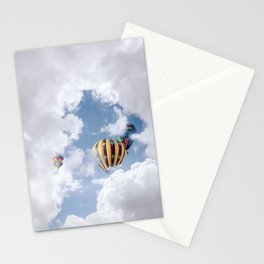 Into the Clouds Stationery Cards