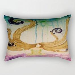Cloud Budda Rectangular Pillow