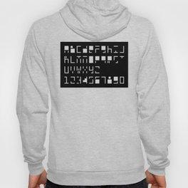 Alphanumerique Hoody