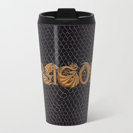 """Dracoserific"" Dragons Travel Mug"