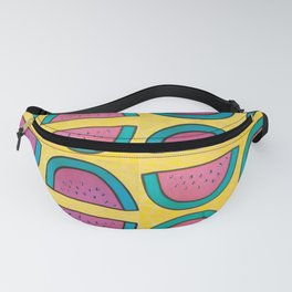 Welcome, Watermelon Summer! @REBAXPLOSION Fanny Pack