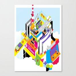 AXOR - Customize I Canvas Print