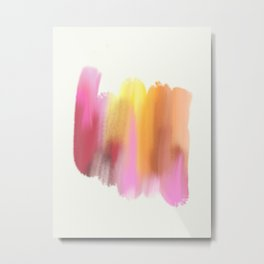 Find the Rainbow Metal Print