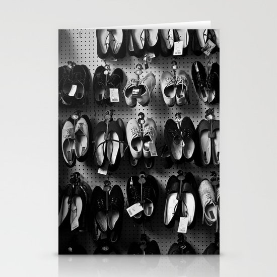 Shoes Shoes Shoes! Stationery Cards