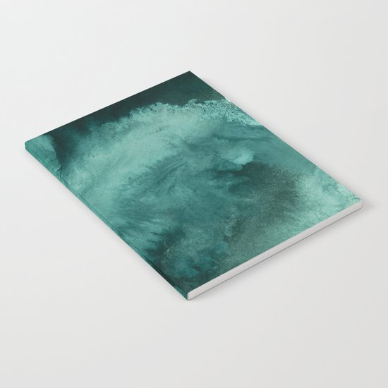 inkblot marble 4 Notebook