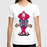 earthbound T-shirts featuring New Age Retro Hippie - Earthbound / Mother 2 by Studio Momo╰༼ ಠ益ಠ ༽