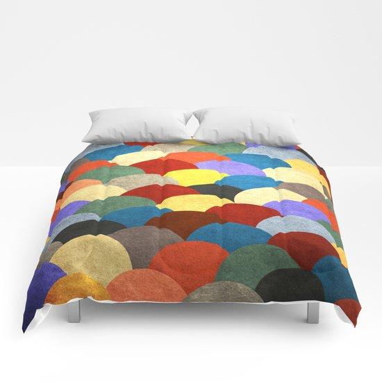 Crazy Balls Comforters