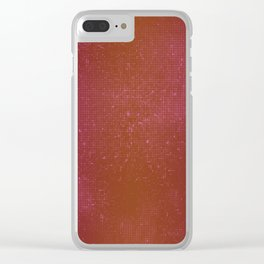 Starbrust Fusion Clear iPhone Case