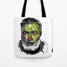 E. Hemmingway Tote Bag