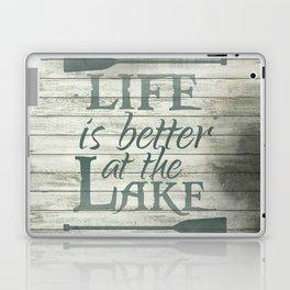 Lake Life Laptop & iPad Skin