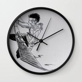 Levi - 2  Wall Clock