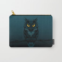 owl night Carry-All Pouch