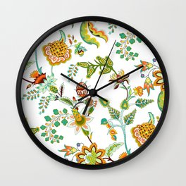 CHINTZ Wall Clock